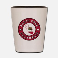 Unique California the golden state Shot Glass
