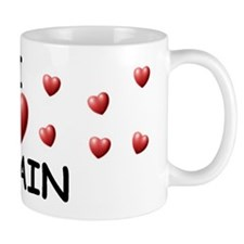 I Love Efrain - Small Mugs