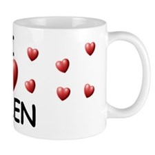 I Love Efren - Small Mug