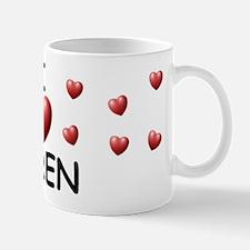 I Love Efren - Small Small Mug