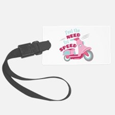 Need For Speed Luggage Tag