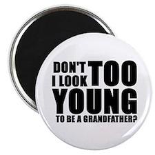 "Cute Great grandma to be 2.25"" Magnet (10 pack)"