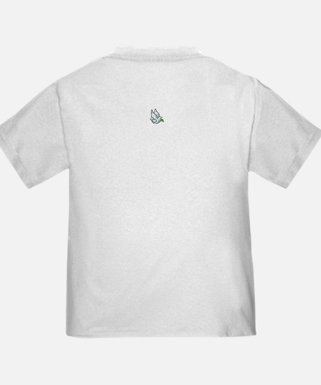 Blessed are the peacemakers T
