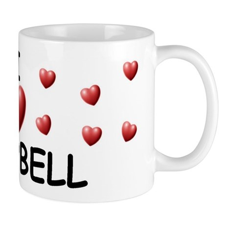 I Love Campbell - Mug