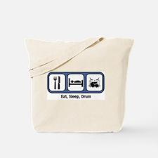 Eat, Sleep, Drum Tote Bag