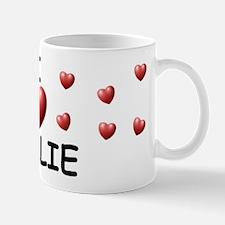 I Love Carlie - Mug