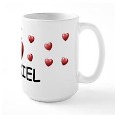 I Love Ezekiel - Mug