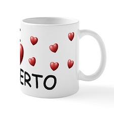 I Love Filiberto - Mug