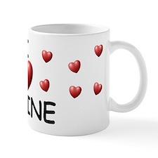 I Love Celine - Mug