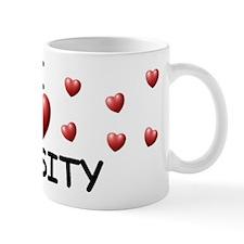 I Love Chasity - Mug
