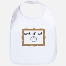 Work of ART - IVF baby Bib