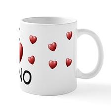 I Love Gino - Mug