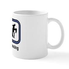 Eat, Sleep, Ballroom Dancing Mug