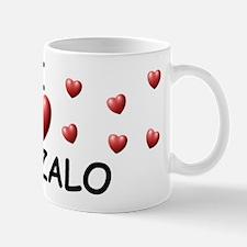 I Love Gonzalo - Small Small Mug