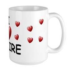 I Love Claire - Mug