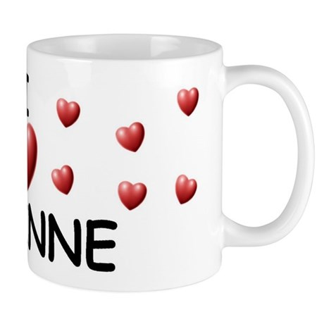 I Love Corinne - Mug