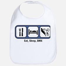 Eat, Sleep, BMX Bib