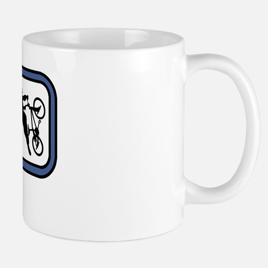 Eat, Sleep, BMX Mug