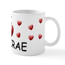 I Love Desirae - Small Mug