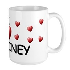 I Love Destiney - Mug