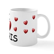 I Love Doris - Small Mugs