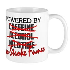 Powered By Two-Stroke Fumes Mug