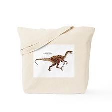 Velociraptor Dinosaur Carnivore Tote Bag