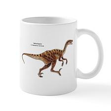 Velociraptor Dinosaur Carnivore Mug