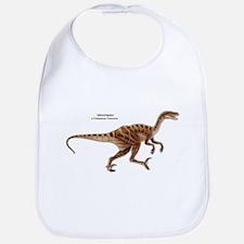 Velociraptor Dinosaur Carnivore Bib