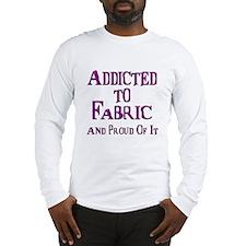 fabric Long Sleeve T-Shirt