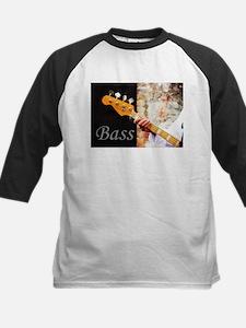 Bass Guitar Baseball Jersey