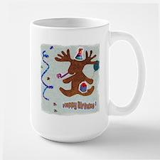 Birthday moose Mugs