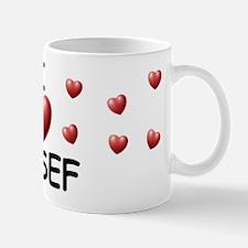 I Love Josef - Mug