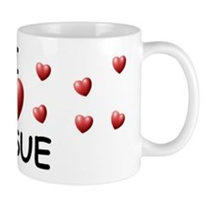 I Love Josue - Small Mug