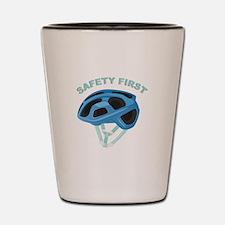 Safety First Shot Glass