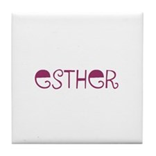 Esther Tile Coaster