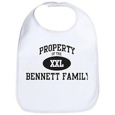 Property of Bennett Family Bib