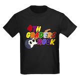 4th grade Kids T-shirts (Dark)