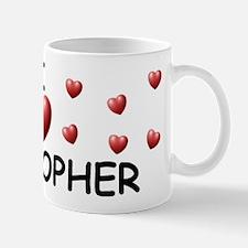 I Love Kristopher - Mug