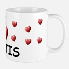 I Love Kurtis - Small Small Mug