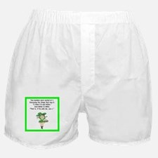 funny limerick Boxer Shorts