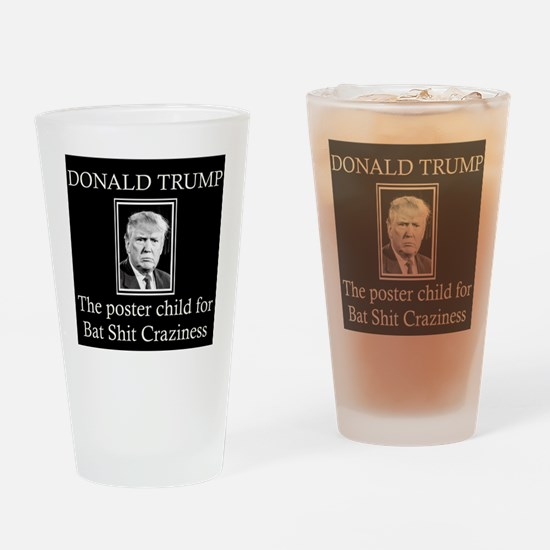 Unique Suck it Drinking Glass