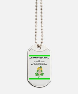 limerick Dog Tags