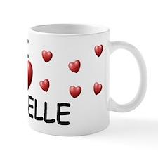 I Love Gisselle - Mug