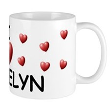I Love Gracelyn - Mug