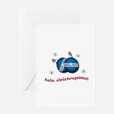 Kala Christougenna! Greeting Cards (Pk of 10)