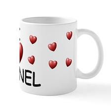 I Love Leonel - Mug