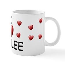 I Love Hailee - Coffee Mug