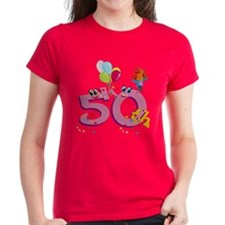 50th Birthday (3) Tee