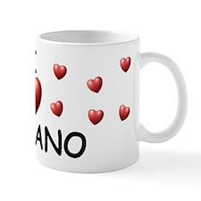 I Love Luciano - Mug